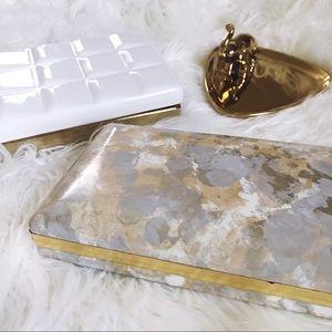 Vintage Mele Earring/Jewelry Box